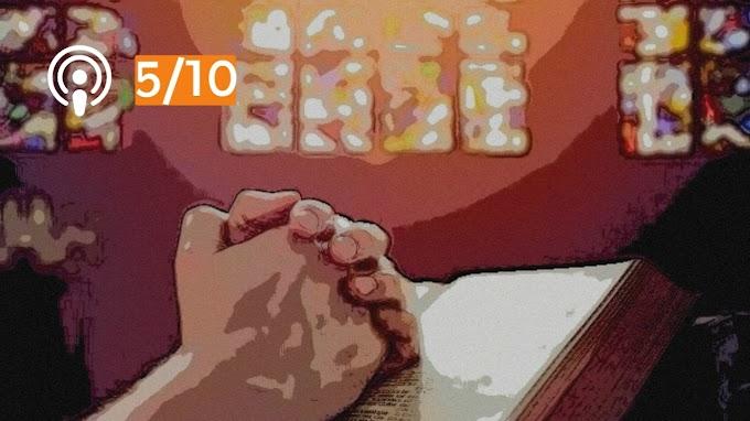 SEJA FEITA A TUA VONTADE - SÉRIE ORAÇÃO DO PAI NOSSO 5/10 #023