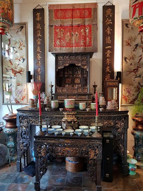 Museo di arte tradizionale Peranakan-The Intan-Singapore