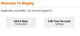 Cara Mendapatkan Backlink dari Bloglog