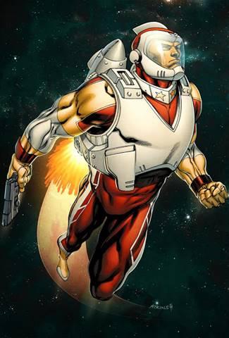Adam Strange es un superhéroe de la Edad de Plata