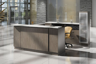 Modern Reception Furniture at OfficeFurnitureDeals.com
