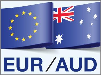 تحليل زوج EUR/AUD  صاعد على المدى القصير