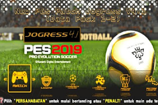Download Best Quality New Pes Patch Jogress V4.1 Update Transfers 2018/2019 1