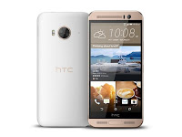 HTC One ME Dual SIM, Phablet Lollipop Didukung Prosesor Octa Core MediaTek Helio X10 SoC