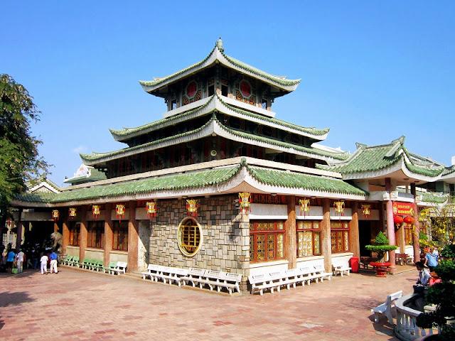 Ba Chua Xu festival in Chau Doc, An Giang