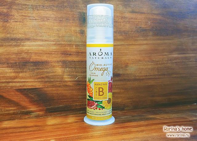 крем Aroma Naturals с витамином B5: отзыв