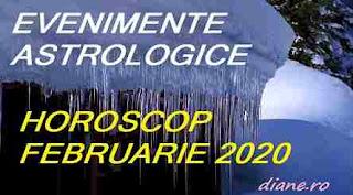Astrologie horoscop februarie 2020