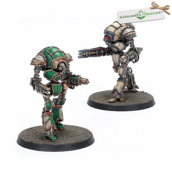 Knight Cerastus Atrapos