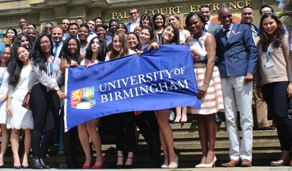 Santander & University of Birmingham Scholarship for International Students, 2019
