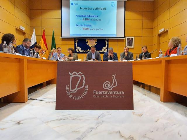 Radio%2BEcca%2Ben%2BFuerteventura - Radio ECCA aumenta su actividad un 8 % en Fuerteventura y crece entre jóvenes y mujeres