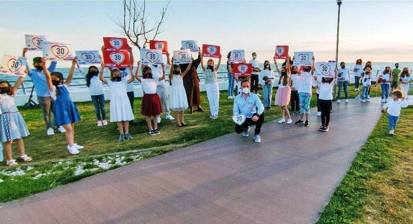 Οι μαθητές του Δημοτικού Ωδείου Αλεξανδρούπολης δίνουν το δικό τους μήνυμα για την Παγκόσμια Εβδομάδα Οδικής Ασφάλειας