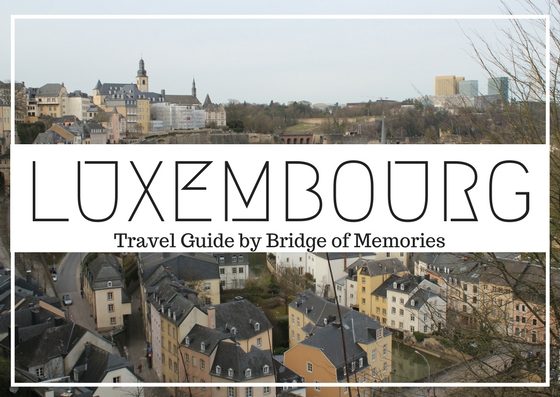 Weekend in Luxembourg - travel guide