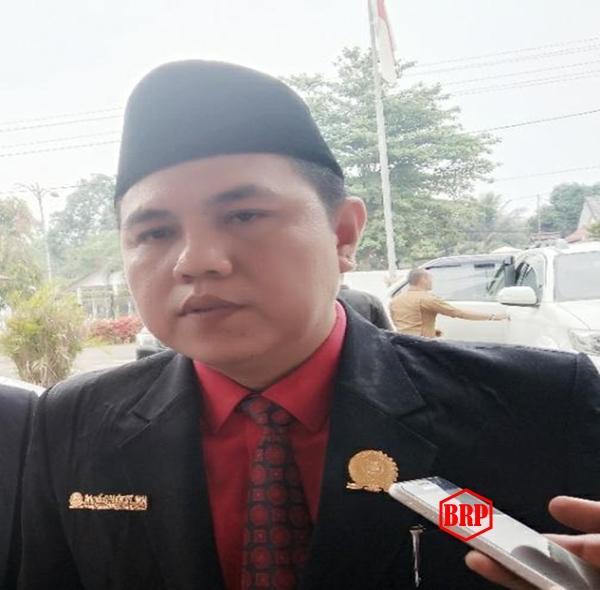 Waket I DPRD Bartim Tegaskan Covid-19 Bukan Sebuah Penyakit Aib