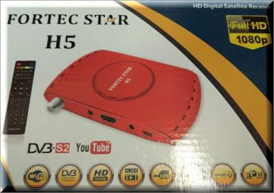سوفت وير الاصلى fortrc star h5 mini