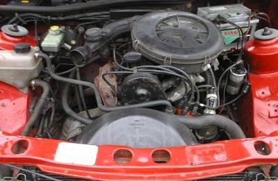 Двигатель OHC с карбюратором ford sierra: