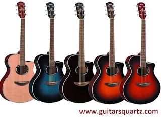 Daftar Harga Gitar Akustik Yamaha Terbaru 2016