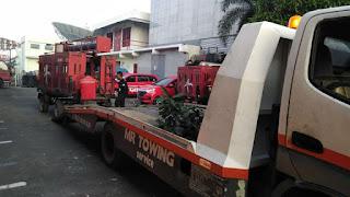 Tarif Derek Mobil Surabaya