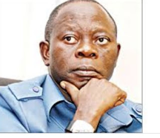 Am not in the race to become godfather in Edo politics__Oshiomole