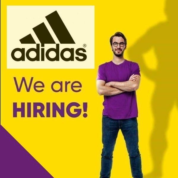 Customer Service Coordinator - adidas