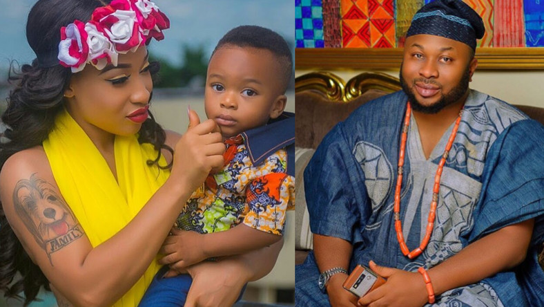 """""""Children Shouldn't Be Tools Of Jealousy Due To Broken Relationships"""" - Tonto Dikeh's Ex-Husband, Olakunle Churchill #Arewapublisize"""