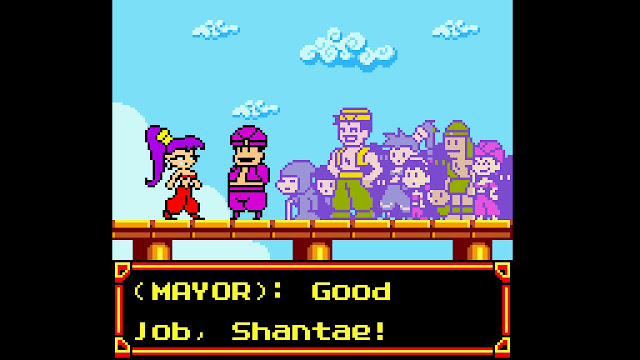 SHANTAE SWITCH GAME BOY COLOR