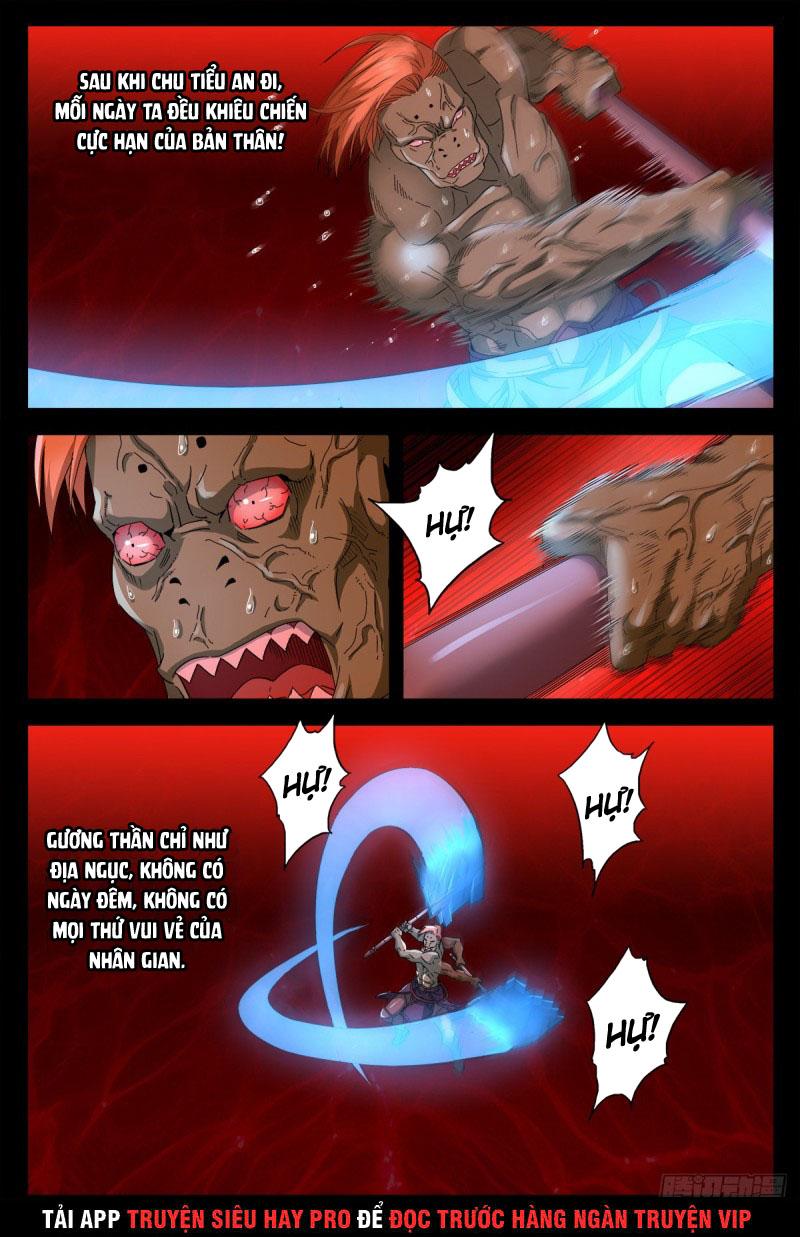 Huyết Ma Nhân chap 694 - Trang 12