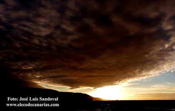 Declaración de prealerta por lluvias y tormentas en Gran Canaria, 24 octubre 2018