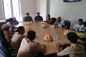 Mersah Dizalimi, PGRI Kota Parepare menyampaikan aspirasi di DPRD