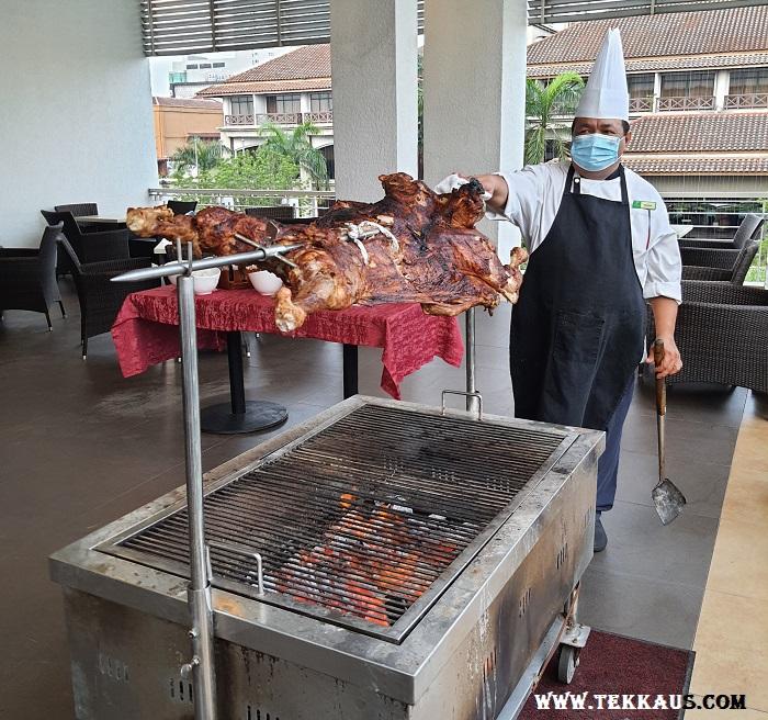 Buka Puasa Kambing Golek Ramadan Buffet Dinner Holiday Inn Melaka