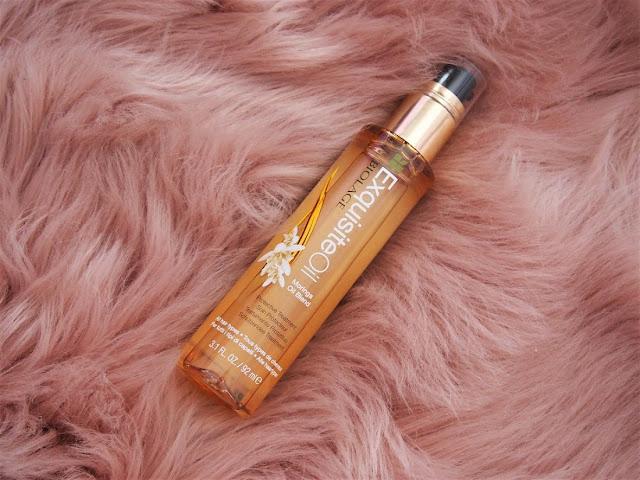 olej na vlasy biolage exquisite oil