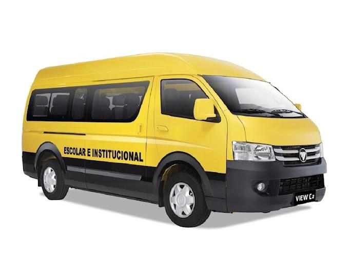 La furgoneta View CS2 de Foton es la más vendida de Ecuador