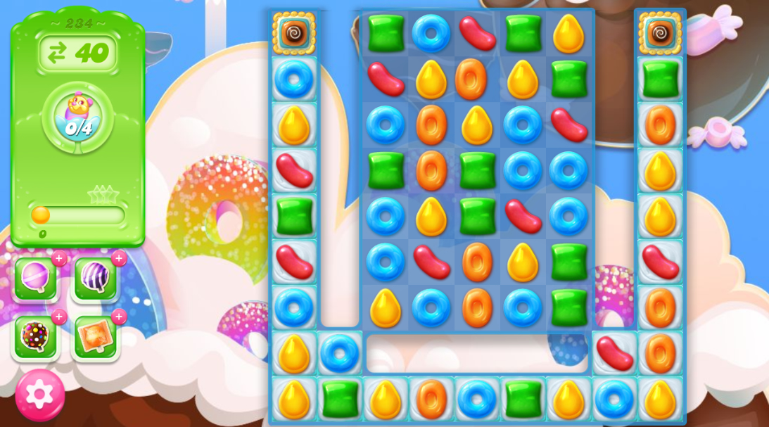 Candy Crush Jelly Saga 234