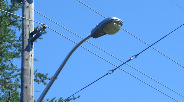 Kerala, News, Trikaripur, Street light, Bulb, Night, Street light has been damaged, Kasargod.