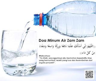 Fakta Ilmiah Keistimewaan Air Zamzam
