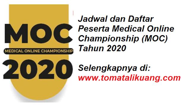 daftar nama peserta medical online championship moc tahun 2020 tomatalikuang.com