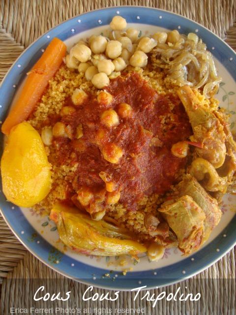 Ogni riccio un pasticcio blog di cucina cous cous di for Cucinare cous cous