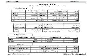 مذكرة بايونير فى اللغة الانجليزية للصف الخامس الابتدائى الترم الثانى تحميل مذكرة بايونير خامسة ابتدائى ترم تانى