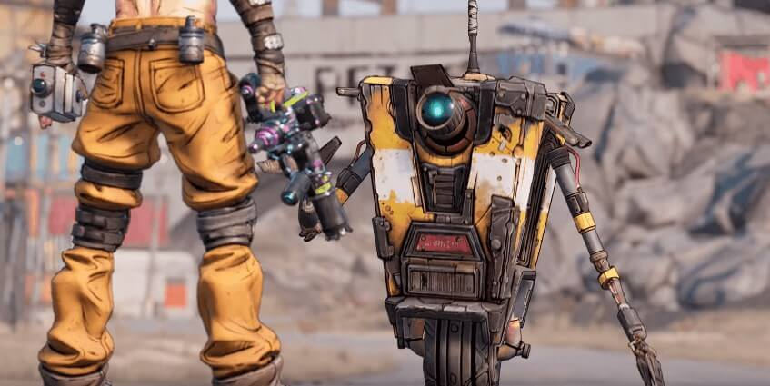 Borderlands 3 'Claptrap Interplanetary Series' First Episode Pandora Trailer