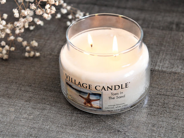 VILLAGE CANDLE | TOES IN THE SAND - AVIS