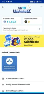 Paytm Sizzling June Offer: Get Rs.1000 Cash on Collecting Stickers