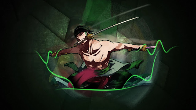 zoro live wallpaper