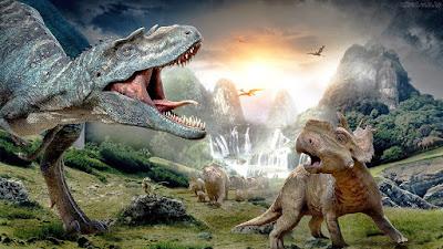 O último dia dos dinossauros