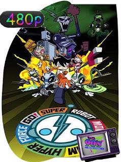 Super Escuadron Ciber Monos Hiper Fuerza ¡Ya! [2004] Temporada 1-2 [480p] Latino [GoogleDrive] SilvestreHD