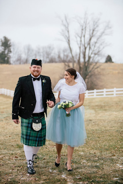 Happy Valentine's Day...come to a Celtic wedding at the farmhouse