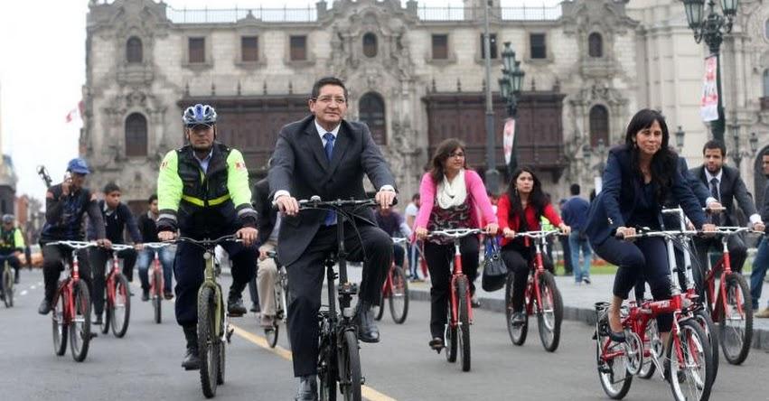 Empleados públicos tendrán día libre si van a trabajar en bicicleta, según norma aprobada por el Congreso de la República