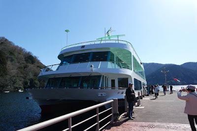 10D9N Spring Japan Trip: Hakone Sightseeing Cruise, Japan