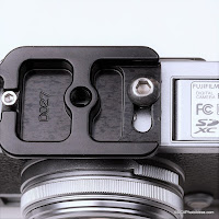 New Dedicated QR Plate for Fuji X-100/S from Hejnar PHOTO