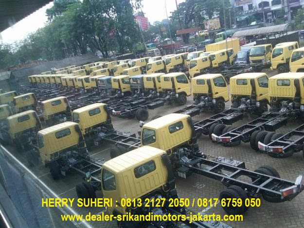 paket kredit dp ringan colt diesel 2018
