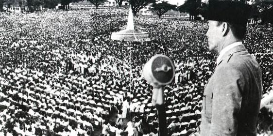 Makalah Perkembangan Pergerakan Kebangsaan di Indonesia,
