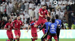 نتيجة مواجهة قطر والامارات في دوري الخليج العربي 24